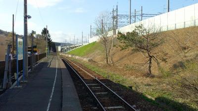 奥津軽いまべつ駅6二股駅