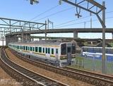 211系シルバー高崎線3
