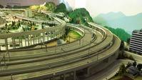 鉄道博物館ジオラマ2018紹介1