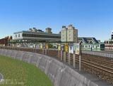 ニュータウン駅5
