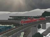 待避線レイアウト追加ローカル線DD51-4