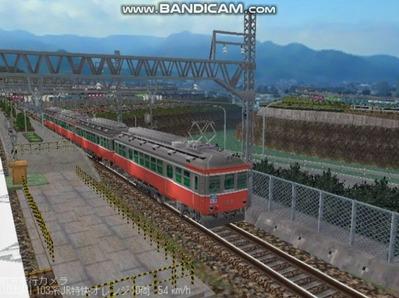 越河レイアウト103シリーズ112-箱根登山鉄道5