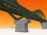 中路式アーチ橋5