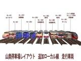 待避線レイアウト追加ローカル線総集編3