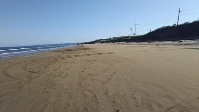 能登半島1千里浜なぎさドライブウェイ1