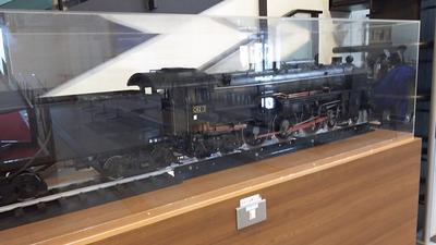 ジオラマ京都JAPANC62模型2
