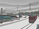 津軽海峡線コンテナ貨物2