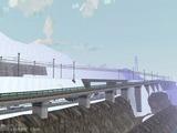 H26仮想熊ヶ根鉄橋4