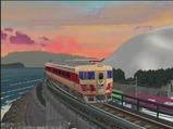 待避線レイアウト追加ローカル線キハ183系国鉄色7