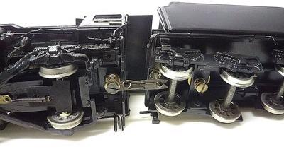 D51-950カツミHOゲージ台車8