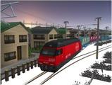 雪景色完成その11 SBBR403-5
