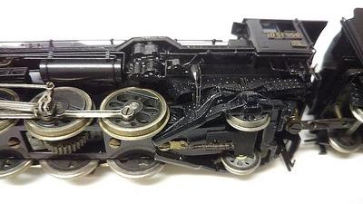 D51-950カツミHOゲージ台車5