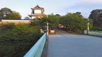 金沢城公園入口1