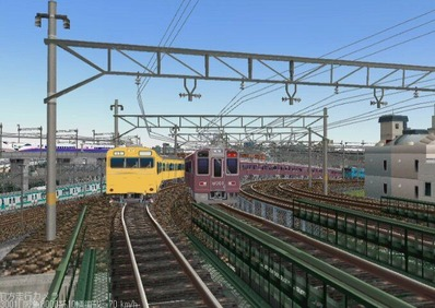 KATOレイアウトプラン6-9-阪急8000形7