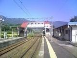 東北本線越河駅5