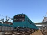 201系京浜東北線2