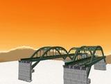 中路式アーチ橋14