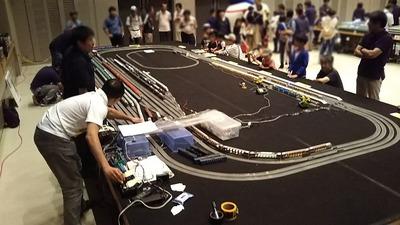 鉄道模型運転会2019HOゲージ1