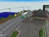 跨線橋の駅部品レイアウト720x480その7