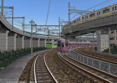 KATOレイアウトプラン6-9-阪急8000形6
