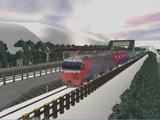 待避線レイアウト追加ローカル線DF200-1