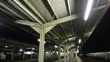 白石駅ホーム2