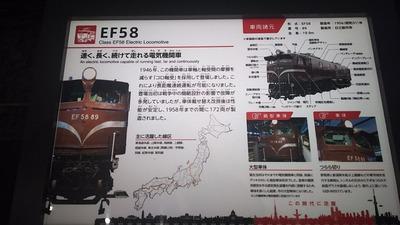 鉄博128−EF58機関車説明1
