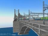 瀬戸大橋1000トン試験25