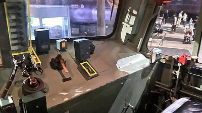 鉄博121−EF58運転台2