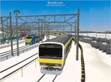 進撃の通勤電車38  JR209系南武線5