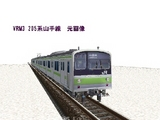 205系仙石線色8