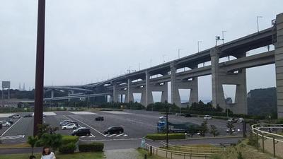 瀬戸自動車道与島ループ入口方面1