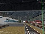 ドイツ鉄道ステーション ドーム19.