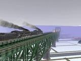 H26仮想熊ヶ根鉄橋130.