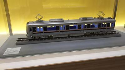 京都鉄道博物館81JR西日本電車321系1