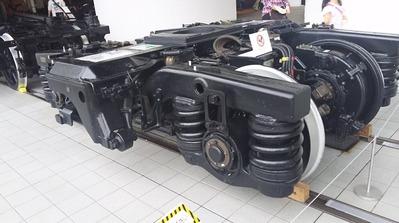 鉄博86−空気バネ台車3