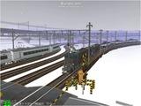 1000本記念雪景色6