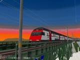 スイス国鉄IC2000二階建て客車11