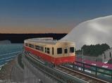 待避線レイアウト追加ローカル線キハ35-4