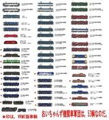 VRM3機関車軍団1