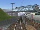理想の鉄道模型レイアウト1