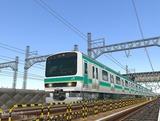 E231系常磐線3
