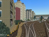 ニュータウン駅6