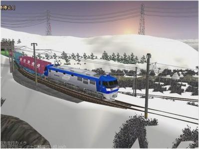 EF210貨物列車編成2