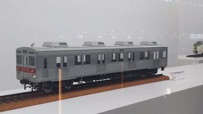 鉄博12−東京急行電鉄8500形式