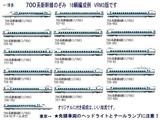 新幹線編成700系のぞみ-17