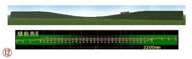 VRM3勾配区間制作その12