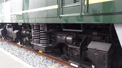 42-EF81-103台車部分1