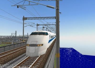 KATOレイアウトプラン集6-9東海道新幹線300系のぞみ8