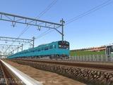 201系京浜東北線4.